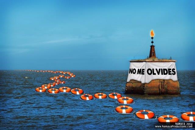 No Me OLVIDES BEST April 2014